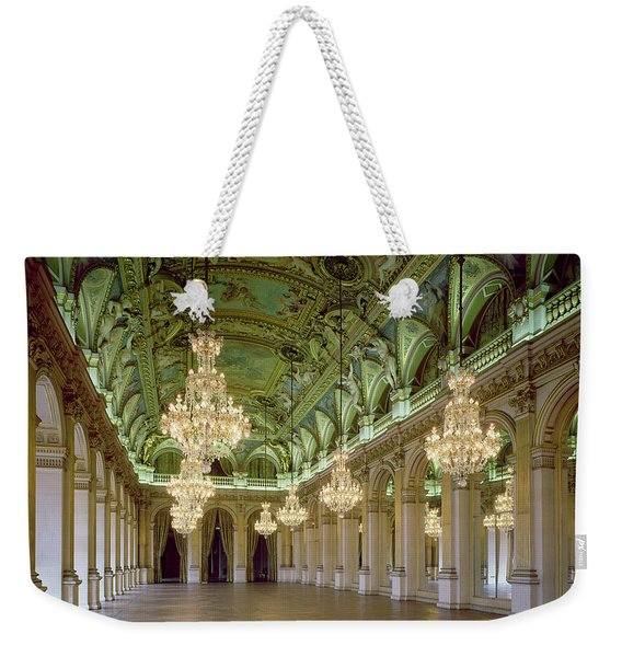 View Of The Grande Salle Des Fetes Weekender Tote Bag