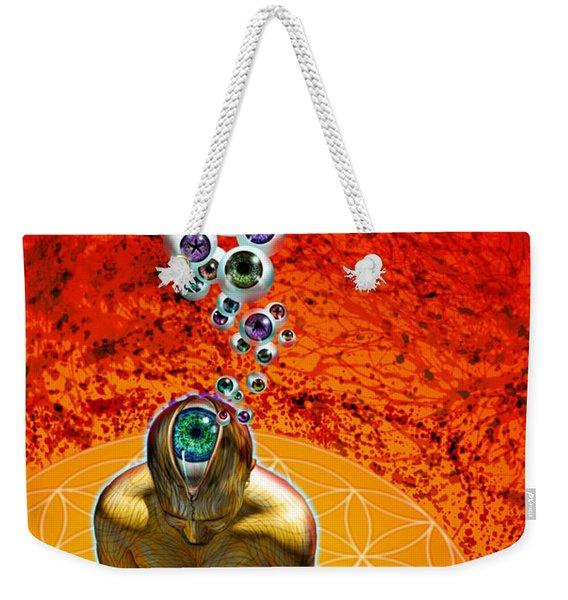 Viewing Weekender Tote Bag