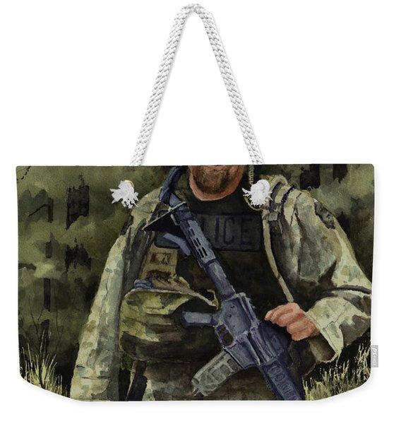 Vince Weekender Tote Bag