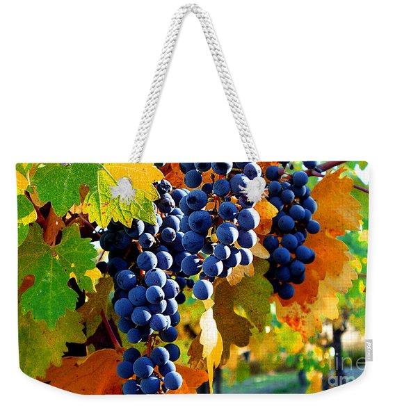 Vineyard 2 Weekender Tote Bag