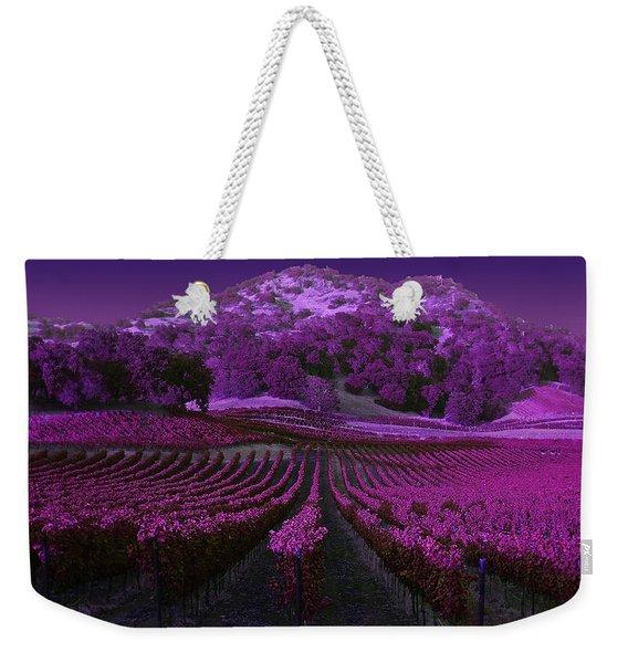 Vineyard 41 Weekender Tote Bag