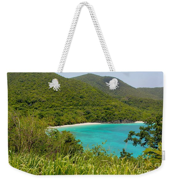 Virgin Islands Weekender Tote Bag