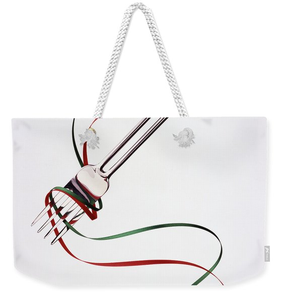 Buon Appetito Weekender Tote Bag