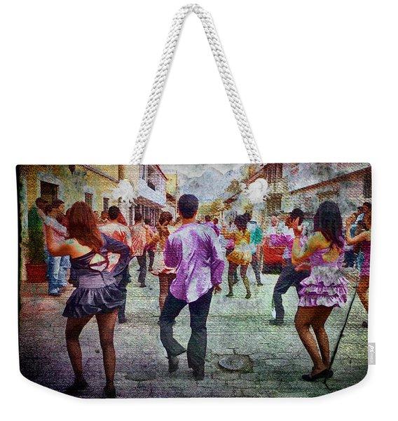 Viva La Fiesta Weekender Tote Bag