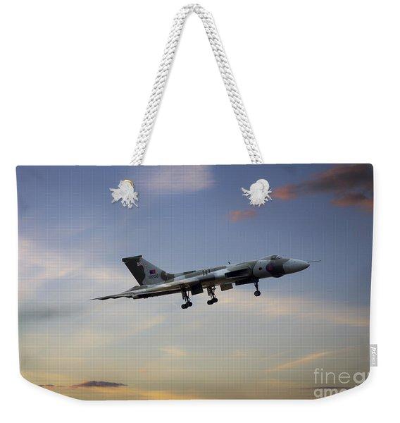 Vulcan Beauty Weekender Tote Bag