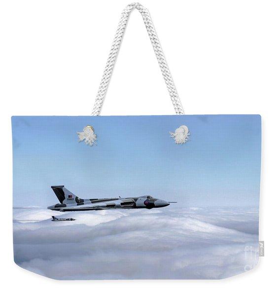 Vulcan Bombers Weekender Tote Bag