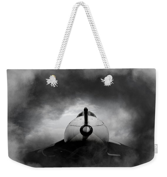 Vulcan - Cold War Menace Weekender Tote Bag