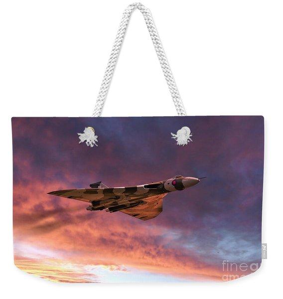 Vulcan Glory  Weekender Tote Bag