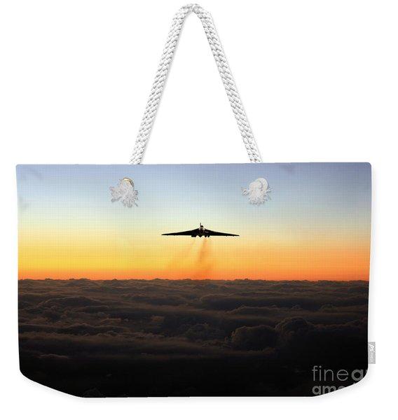 Vulcan Honour  Weekender Tote Bag