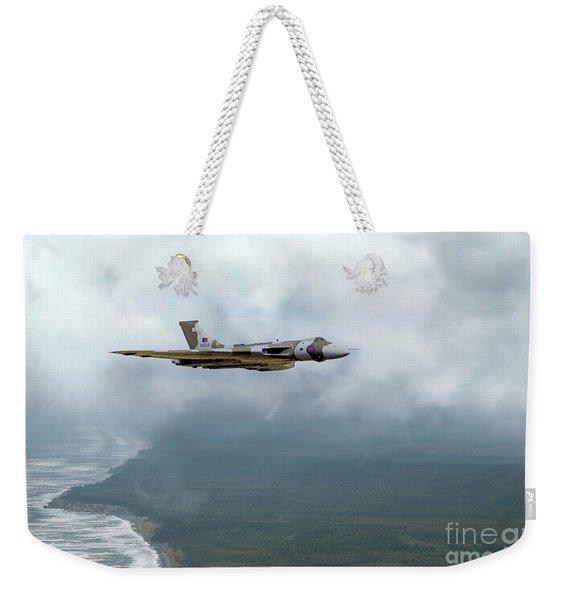 Vulcan Landfall Weekender Tote Bag
