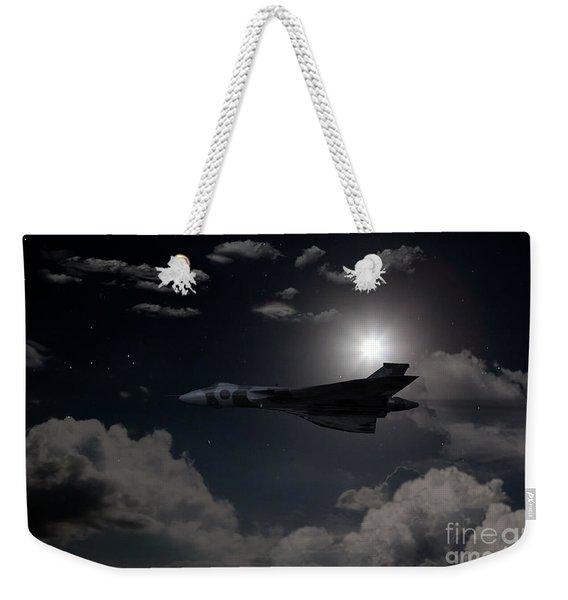 Vulcan Moon  Weekender Tote Bag