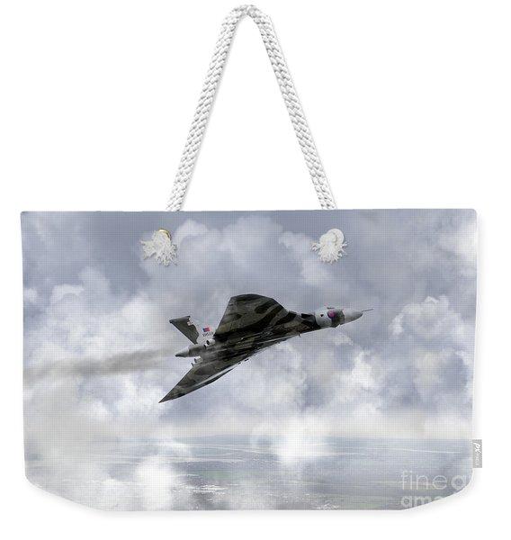 Vulcan Soar Weekender Tote Bag