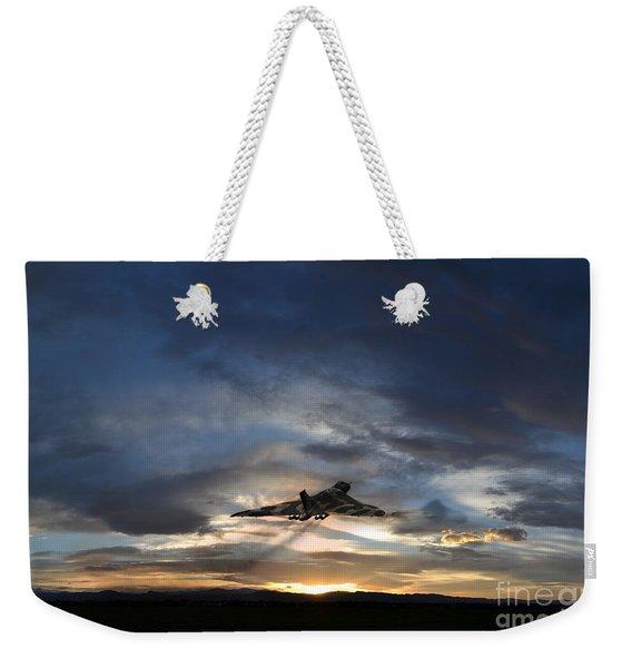 Vulcan Take Off Weekender Tote Bag