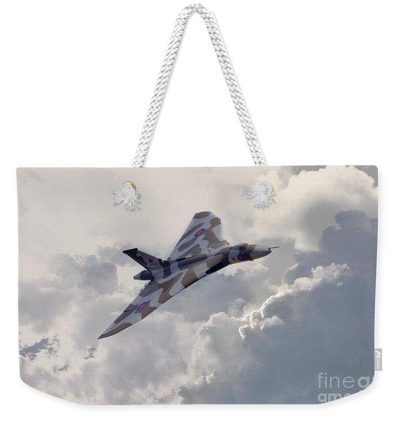 Vulcan Topside  Weekender Tote Bag