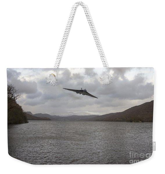 Vulcan Training Weekender Tote Bag
