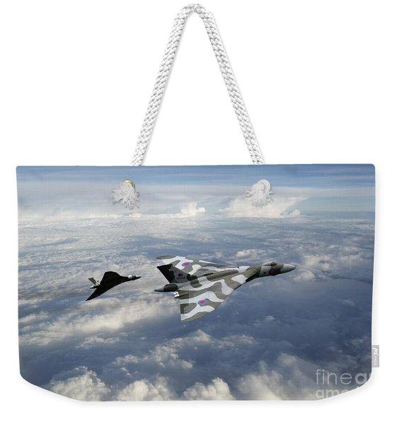 Vulcans Weekender Tote Bag
