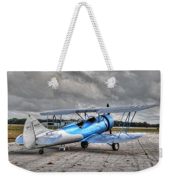 Waco 2 Weekender Tote Bag