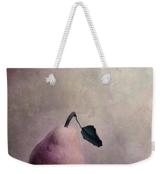Waiting For Company Weekender Tote Bag