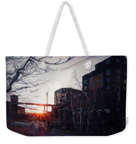 Waiting For Spring... Weekender Tote Bag