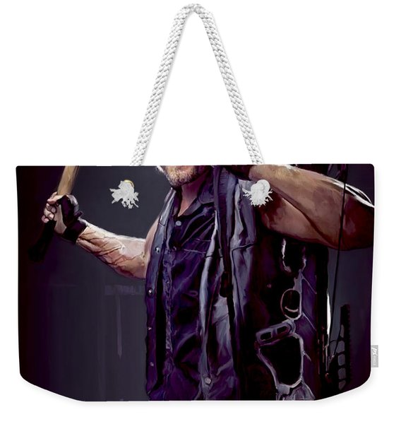Walking Dead - Daryl Dixon Weekender Tote Bag