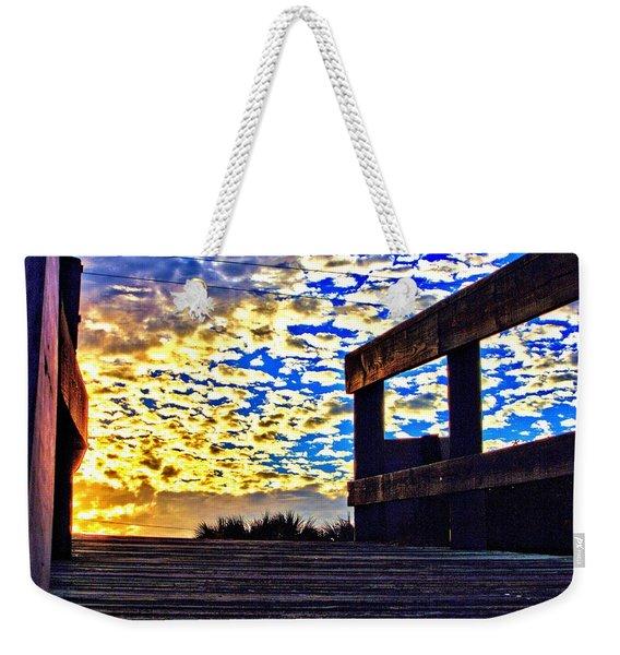 Walkway To Heaven Weekender Tote Bag