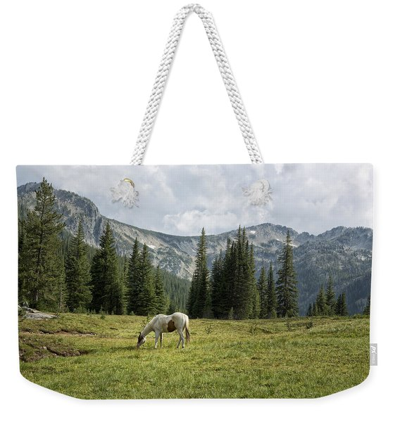 Wallowas - No. 2 Weekender Tote Bag