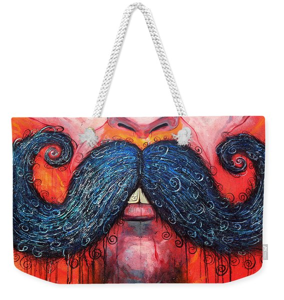 Want A Ride Weekender Tote Bag