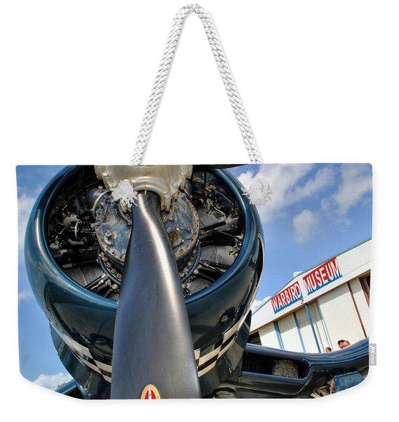 Warbird Museum Weekender Tote Bag