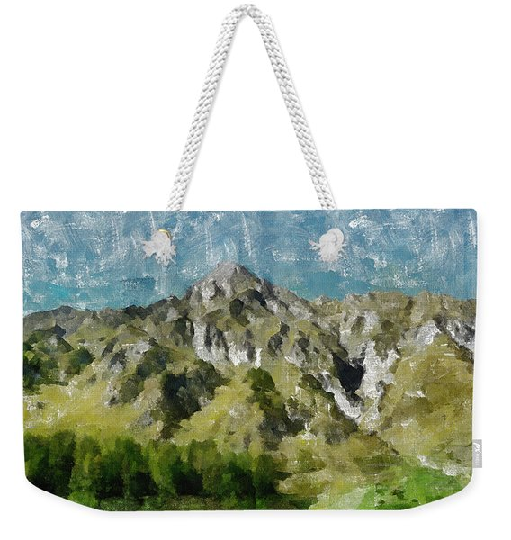 Washed Out Weekender Tote Bag