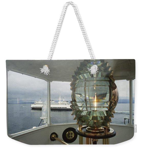 Washington - Mukilteo Lighthouse Weekender Tote Bag