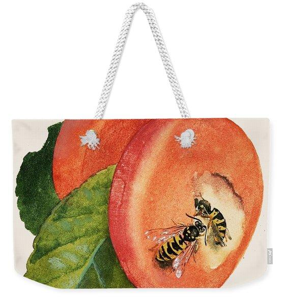 Wasps Weekender Tote Bag