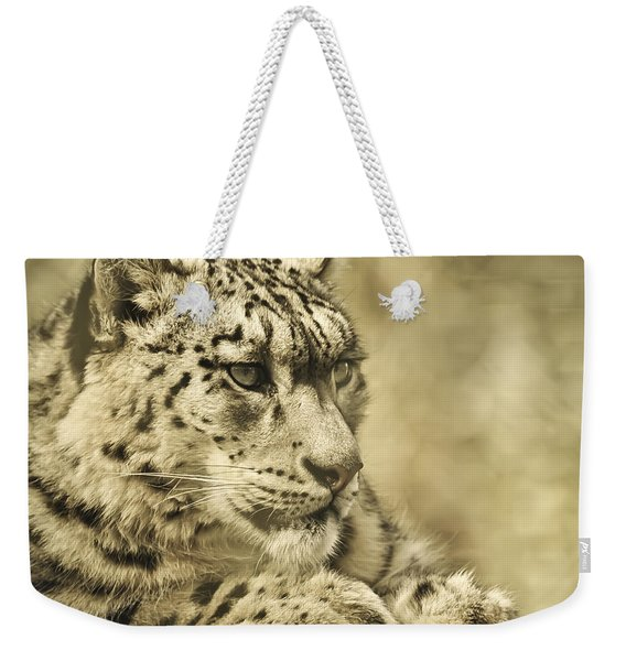 Watchful  Weekender Tote Bag