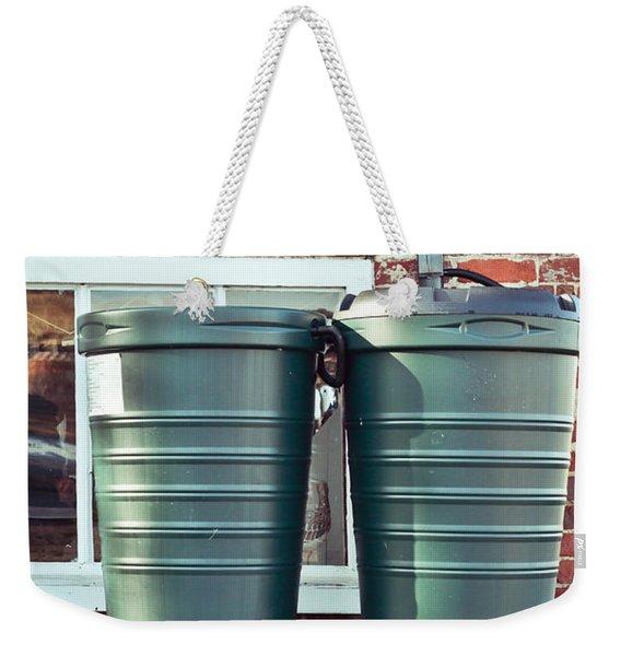 Water Tanks Weekender Tote Bag