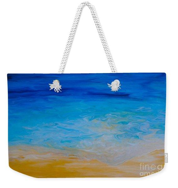 Water Vision Weekender Tote Bag