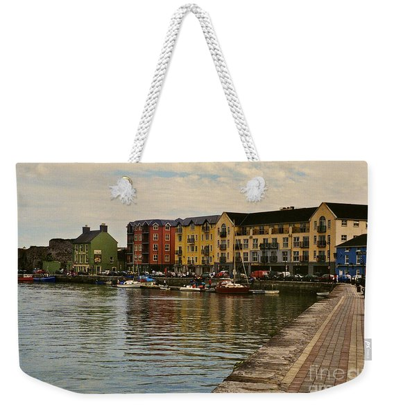 Waterford Waterfront Weekender Tote Bag