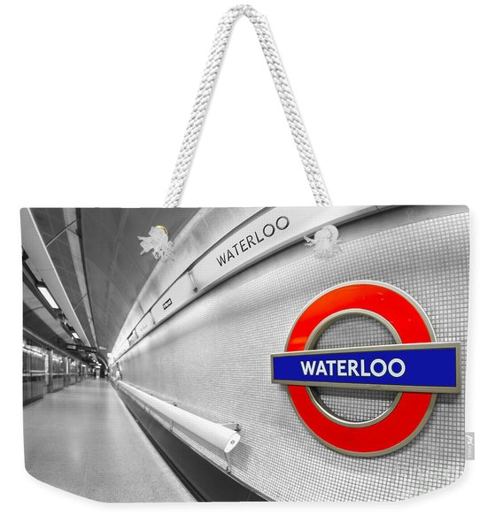 Waterloo Weekender Tote Bag