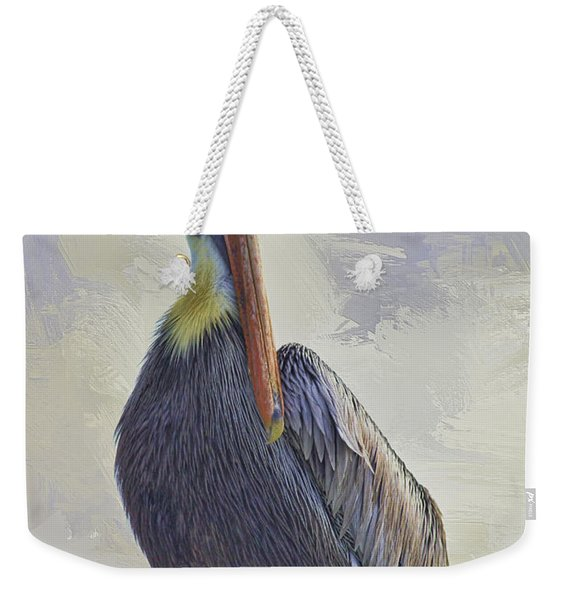 Waterway Pelican Weekender Tote Bag
