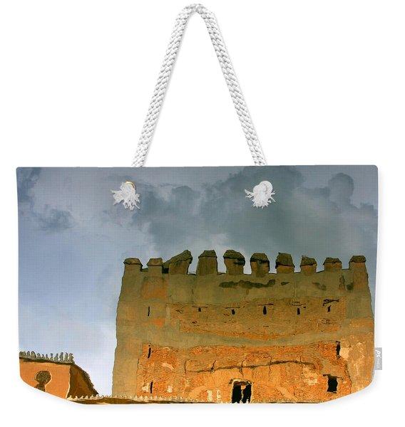 Watery Alhambra Weekender Tote Bag