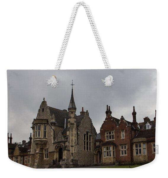 Watt's Alm's Houses Weekender Tote Bag