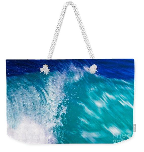Wave 01 Weekender Tote Bag