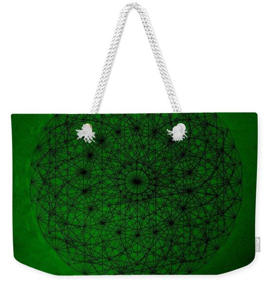 Wave Particle Duality II Weekender Tote Bag