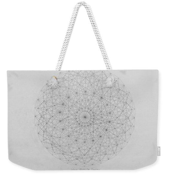 Wave Particle Duality Original Weekender Tote Bag