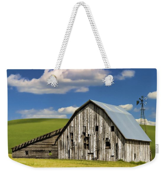 Weathered Barn Palouse Weekender Tote Bag