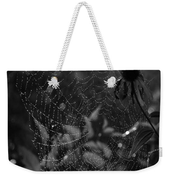 Web 01 Bw Weekender Tote Bag