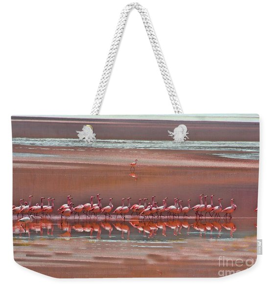 Wedding March Weekender Tote Bag