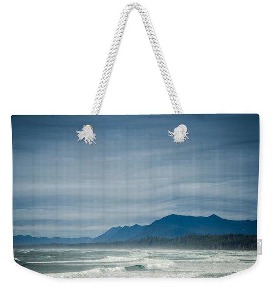 West Coast Exposure  Weekender Tote Bag