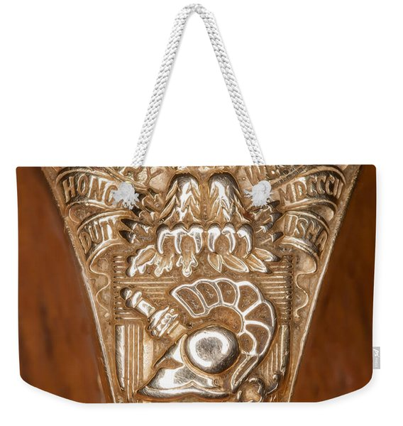 West Point Class Ring Weekender Tote Bag