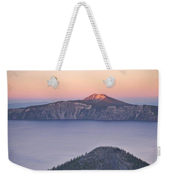 West Side Sunset Weekender Tote Bag