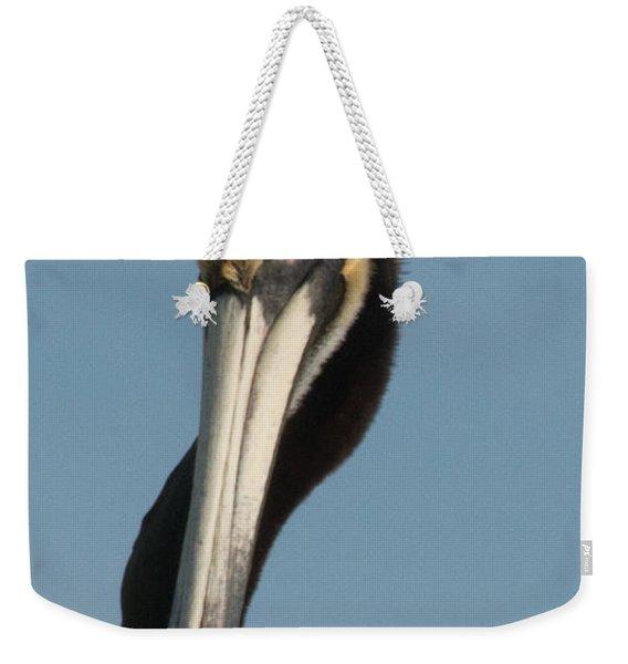 Whachu Lookin At Weekender Tote Bag
