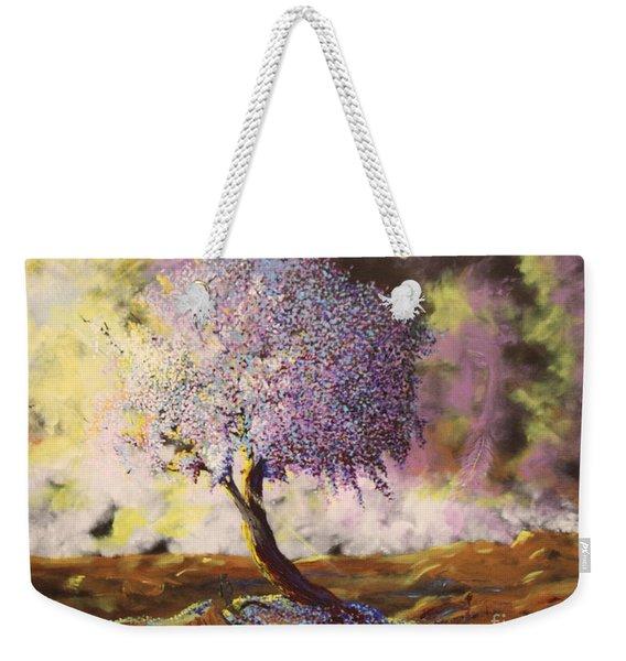 What Dreams May Come Spirit Tree Weekender Tote Bag